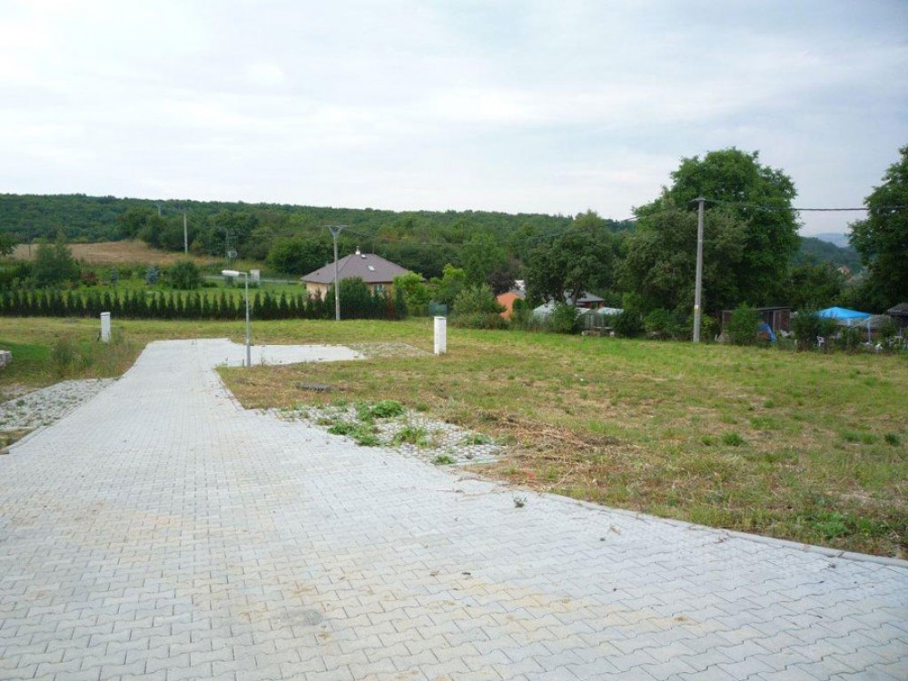 Pozemky Bubovice
