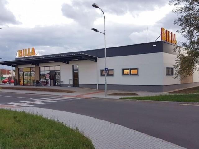 otevření obchodního centra v Českých Budějovicích