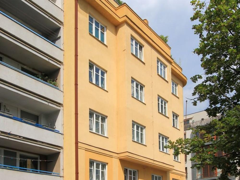 Bytový dům Lukášovka
