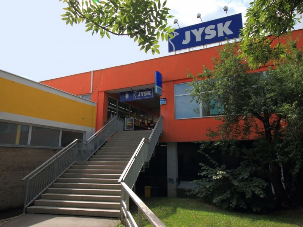obchodní centrum Skalka