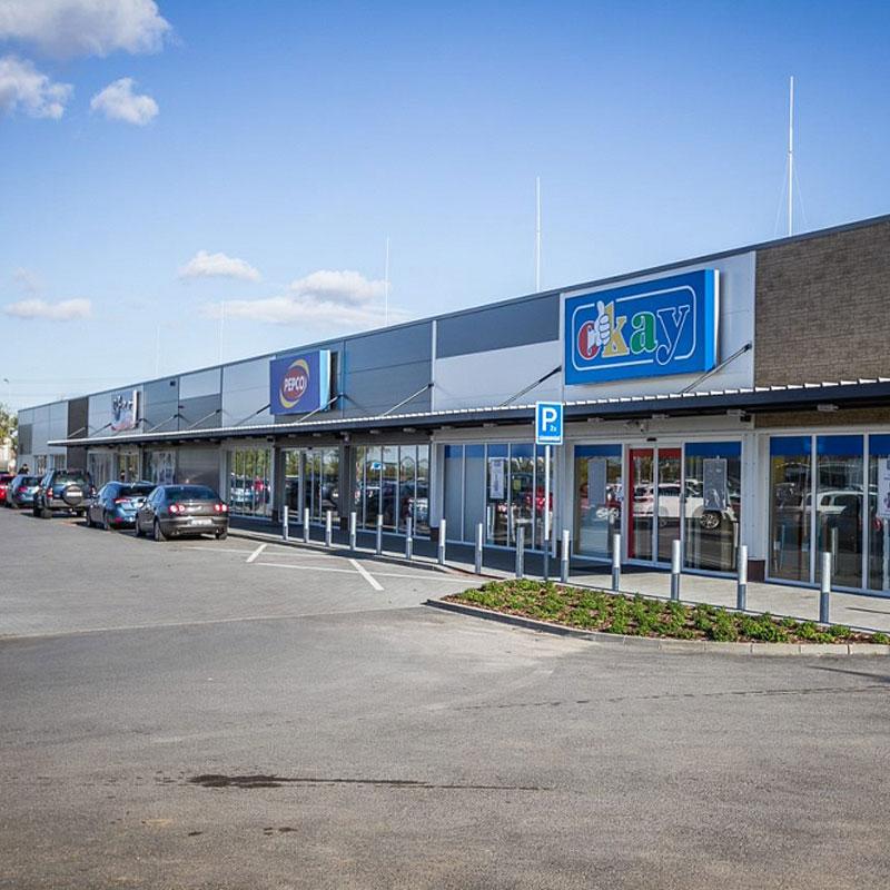 Obchodní centrum Šestajovice